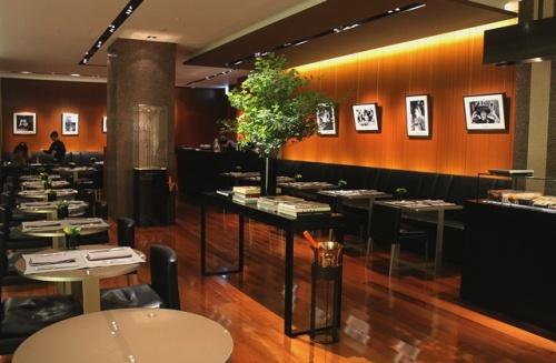 地元セレブにも人気!大阪の高級カフェ&ラウンジ