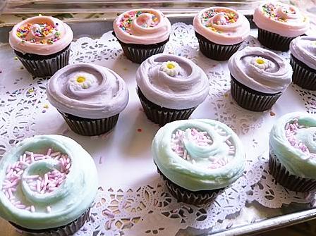 【女子必見!】これがマグノリアベーカリーのカップケーキレシピ!