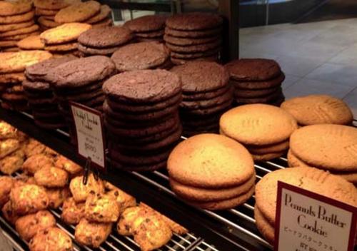 お持ち帰り定番!シティベーカリーのクッキーが食べたい!