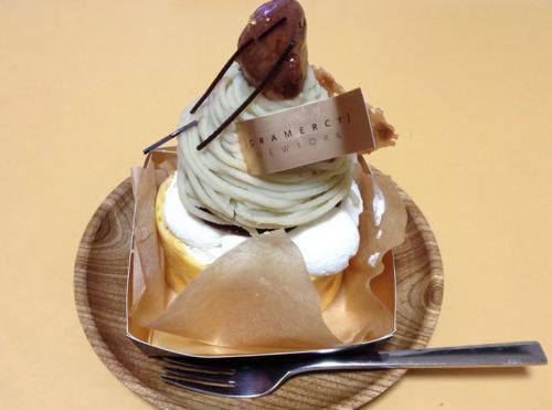 比べてみて!梅田のケーキ屋さんで美味しいモンブランが食べたい!