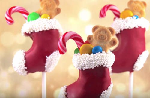 マニアも夢中!キュートなクリスマスのお菓子デコレシピベスト7
