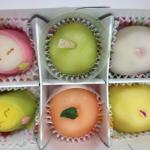 大人気!大阪発松竹堂のジューシーなフルーツ大福が食べたい!
