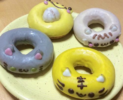 超癒し系〜♡イクミママのどうぶつドーナツをお取り寄せしよう!