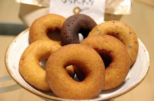 デパ地下でも人気!無添加のはらドーナツが素朴で美味し過ぎる!