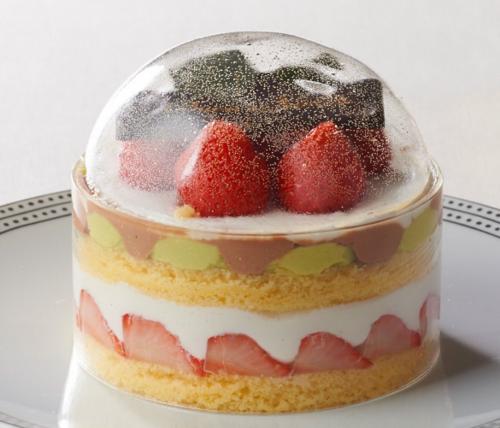 くりぼっちに朗報!今年も一人用クリスマスケーキが人気!