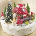 ベストチョイス大公開!梅田の百貨店クリスマスケーキ2015