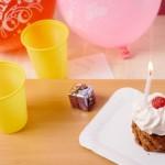 どう思う?彼女の誕生日プレゼントにケーキだけっておかしい?