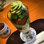 【京都駅で超有名!】『つじり』の抹茶パフェを全制覇しよう!