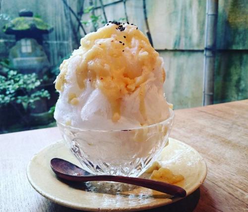 【お宝スイーツ!】京都祇園で天然氷のかき氷店はココのこと!