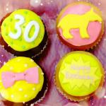 【激レア!】大阪で唯一カップケーキをオーダーメイドできるお店