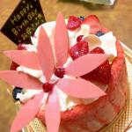 【女子がメロメロ♪】可愛い誕生日ケーキが買える大阪のお店