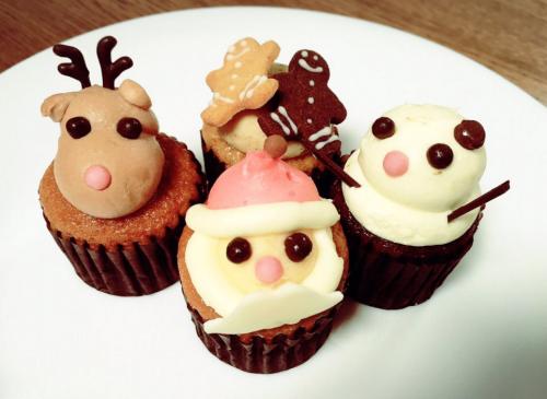 【女子必見】大阪周辺で買える可愛いデコレーションカップケーキ