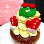 通販OK!札幌円山発のキュートなサリーズカップケーキさん