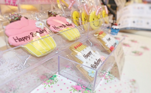 天六アトリエナユタのアイシングクッキー