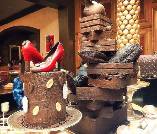 【スイーツの聖地】リッツカールトン大阪のケーキバイキング特集