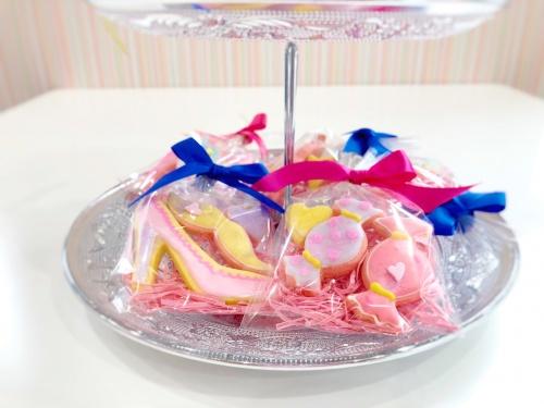 ブランティーグル大須店のキャンディーやハイヒール型の可愛いアイシングクッキー