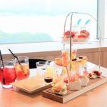 レイクビューと夏の贅沢を!琵琶湖マリオットのアフタヌーンティーを体験