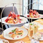 【心斎橋】ホテル日航大阪の春色ときめく苺アフタヌーンティーセットを